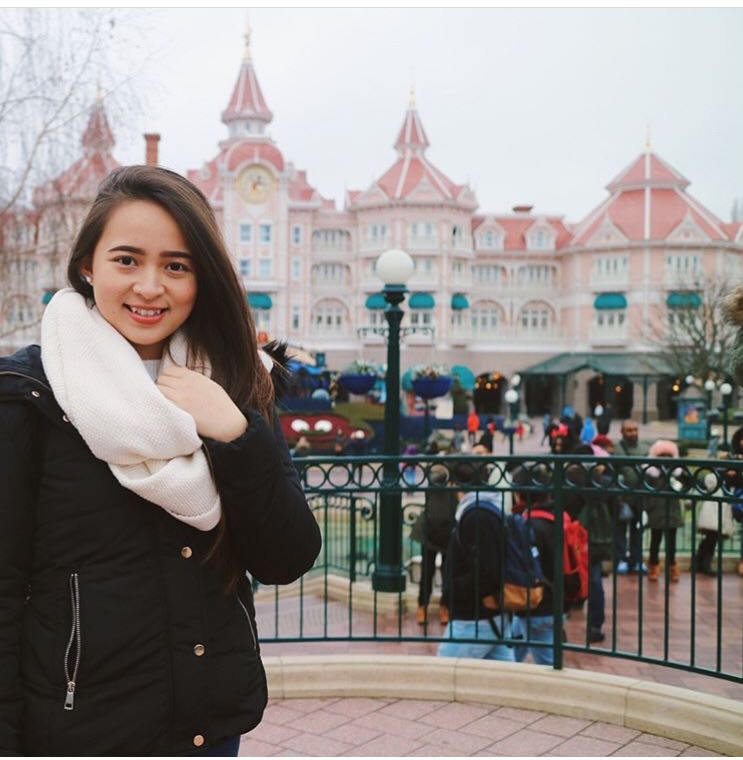 Shanella Alyssa Adams, SMA BPK Penabur Bdg. Program Au Pair Hennef, Germany